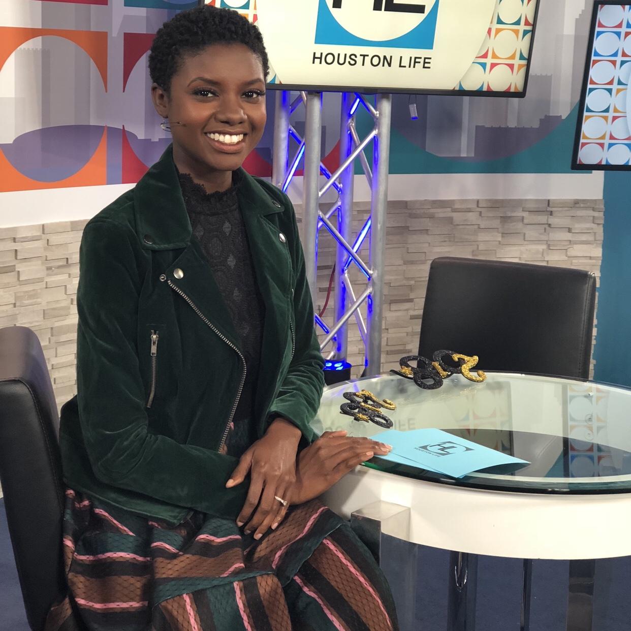 Houston Life TV, style expert, resale dress